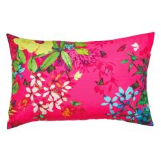 Tropicana fuchsia cushion
