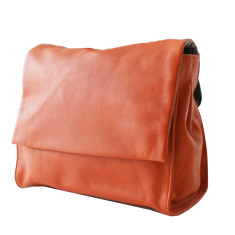 Leather Deckhand Satchel/Backpack - Terracotta