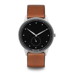 Hypergrand signature watch in silver black