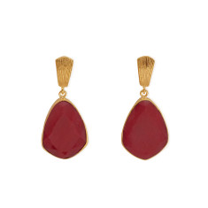 Ruby Earrings (BUY 1 GET 1 FREE)