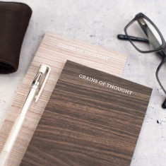 Grains Of Thought Small Desk Jotter
