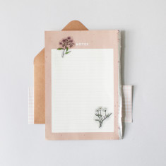 Botanical Sticker Set - Illustrated Transparent Stickers