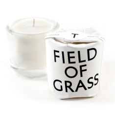 Field Of Grass Candle By Tatine