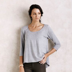 Monaco top in grey