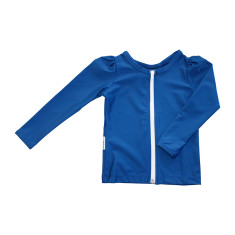 Long sleeve rashie for girls in Infinito