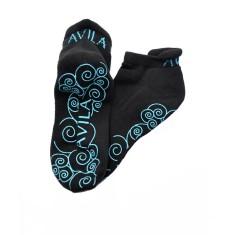 Non-slip pilates & yoga socks