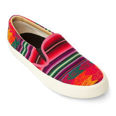 Inkkas candy slip-on shoes