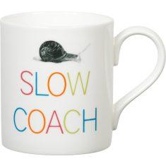 Slow coach mug