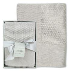 Little Bamboo Textured Blanket