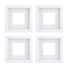 Box frames (set of 4)