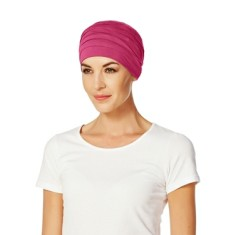Bamboo yoga-style turban (various colours)