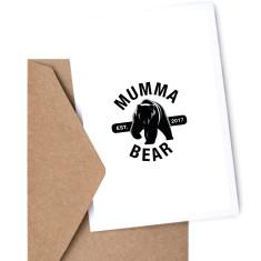 Mumma Bear Card