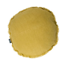 Belgian linen cushion cover