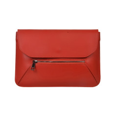 Olivia Coral Clutch Bag