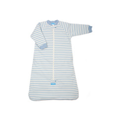 Longsleeve 3.0 tog baby sleeping bag in Blue