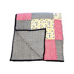 Patchwork cotton quilt