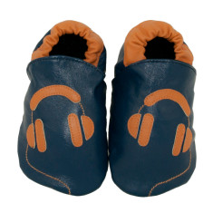 Sound off baby shoes