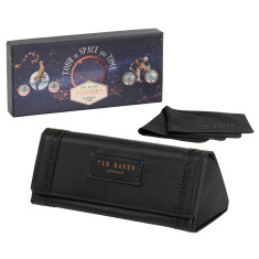 Ted Baker men's folding glasses case