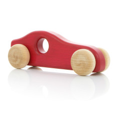 Speedster wooden car toy