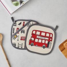 London Icons Pot Grab