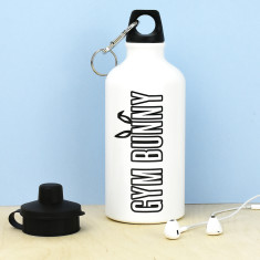 Gym Bunny Water Bottle