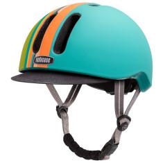 Metro Bicycle Helmet - Deco Stripe (S/M)