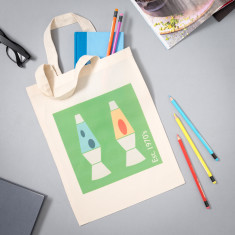 Lava Lamp (Est. 1970's) Magazine Bag