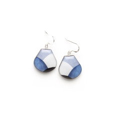 Drop earrings: bubble