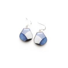 Drop earrings: bubble