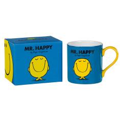 Mr Men ceramic mug Mr Happy