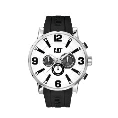 CAT BOLD series watch in black & white