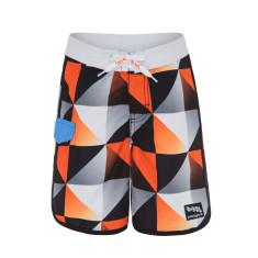 Boys' UPF 50+ Optic Slim Boardshorts