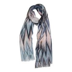 Blush hour luxe scarf