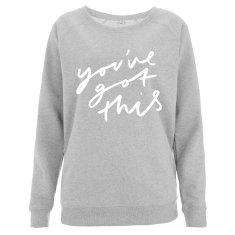 You've Got This Women's Scoop Neck Sweater