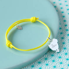 Personalised Chick Bracelet