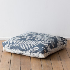 Bracken & hakea floor cushion
