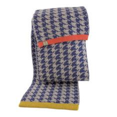 Dog woollen scarf