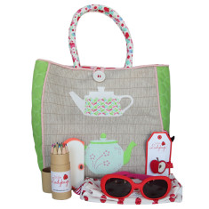 Emily Holiday Pack - Girl's Handbag & Accessories