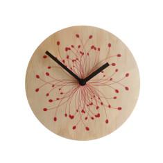 Objectify stamen wall clock