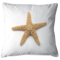Starfish cushion cover