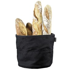 Stelton bread bag in black