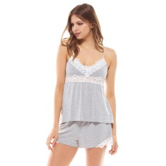 Essential Short Grey Marle