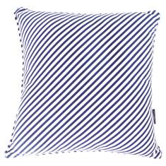 Hampton stripe cushion cover (various colours)