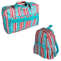 Stripes bag set