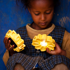 Little Sun original solar lamp