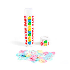 Suck UK love heart party scatter confetti