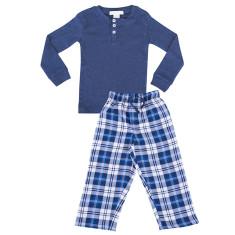 Check combo pyjamas