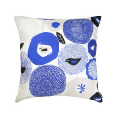 Sunnuntai square cushion cover