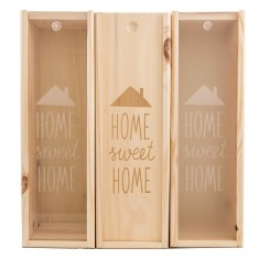 Home Sweet Home Wine Box