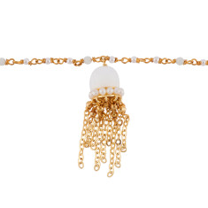 Jellyfish Semi-Pearly Bracelet